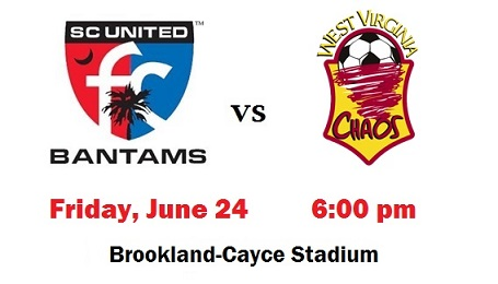 Come out and support the Bantams!